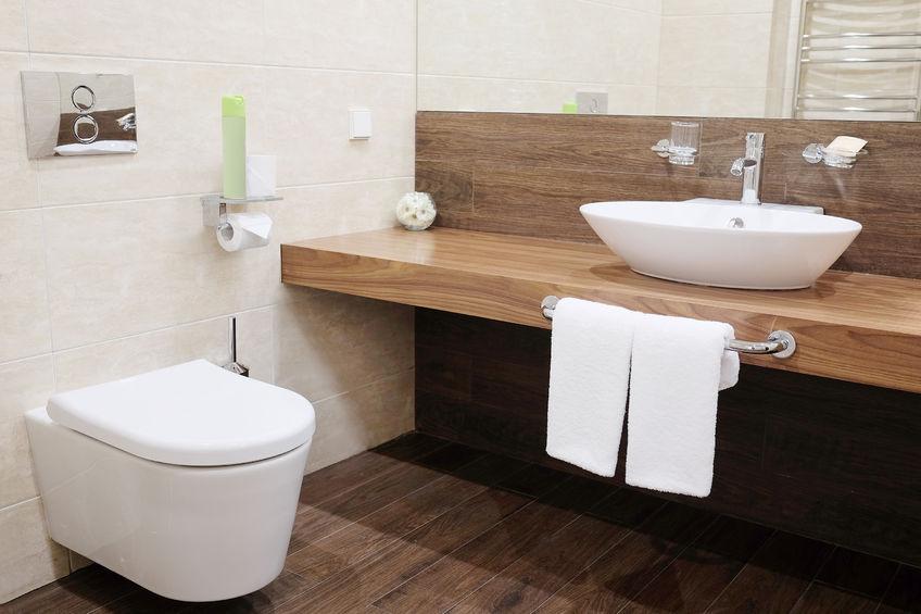 Verbouwing van uw badkamer