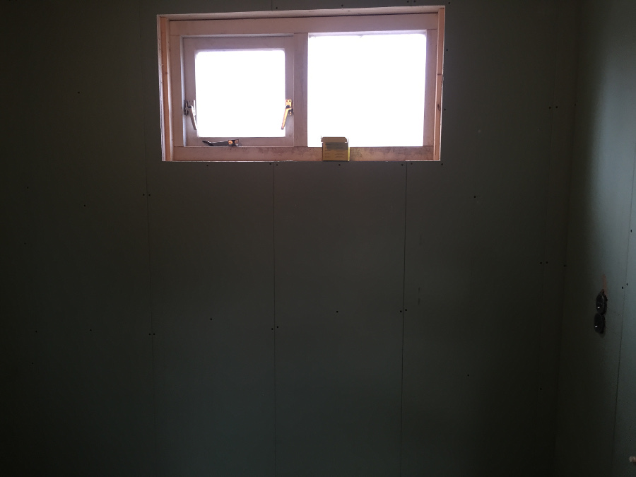 Ventilatie Badkamer Raam : Badkamerraam voor ventilatie timmer en onderhoudsbedrijf spd